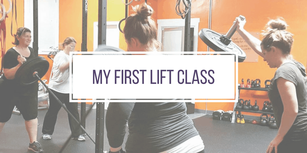 My Fears & My First Class: Strength Training for Women