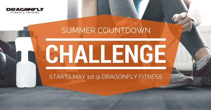 Summer Countdown Challenge  Starts May 1
