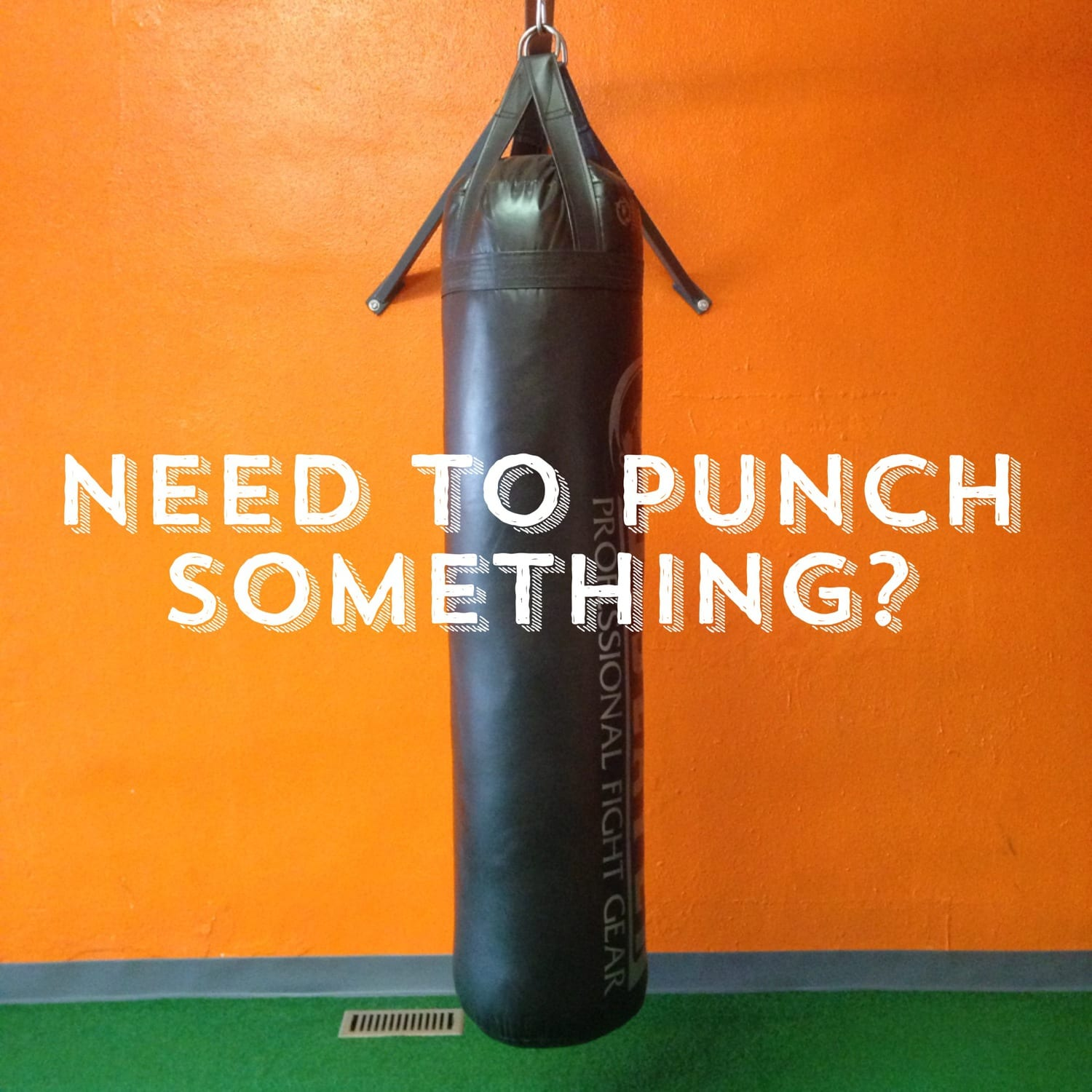 Need to Punch Something?