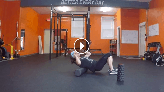 A Video on How to Start Foam Rolling