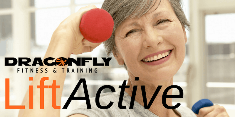 Next Session of Lift Active Starting Sept. 12