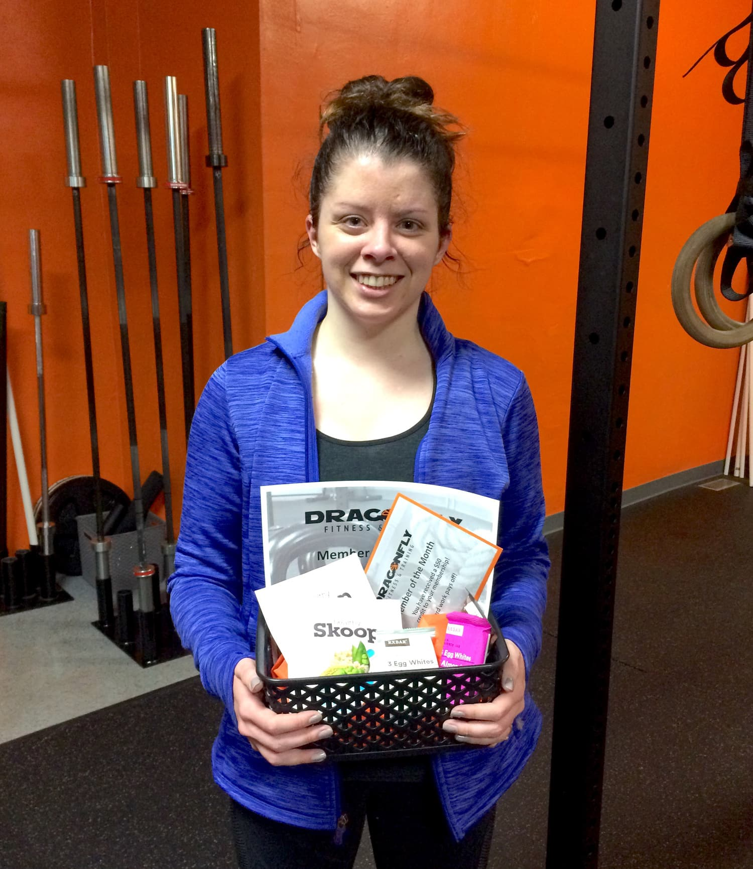 "February Member of the Month: ""It's empowering to see my progression"""