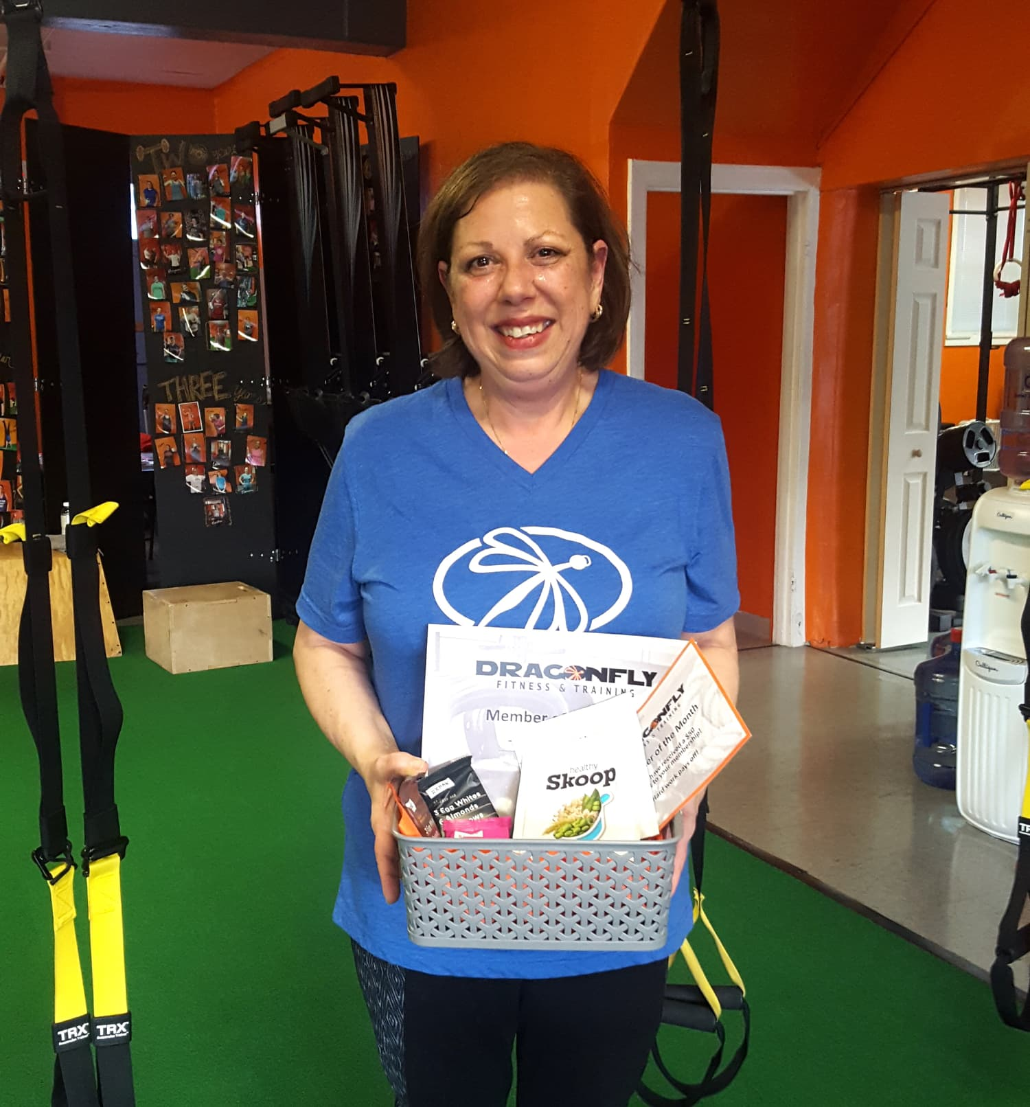 "March Member of the Month: ""I'd never in my life joined a gym"""