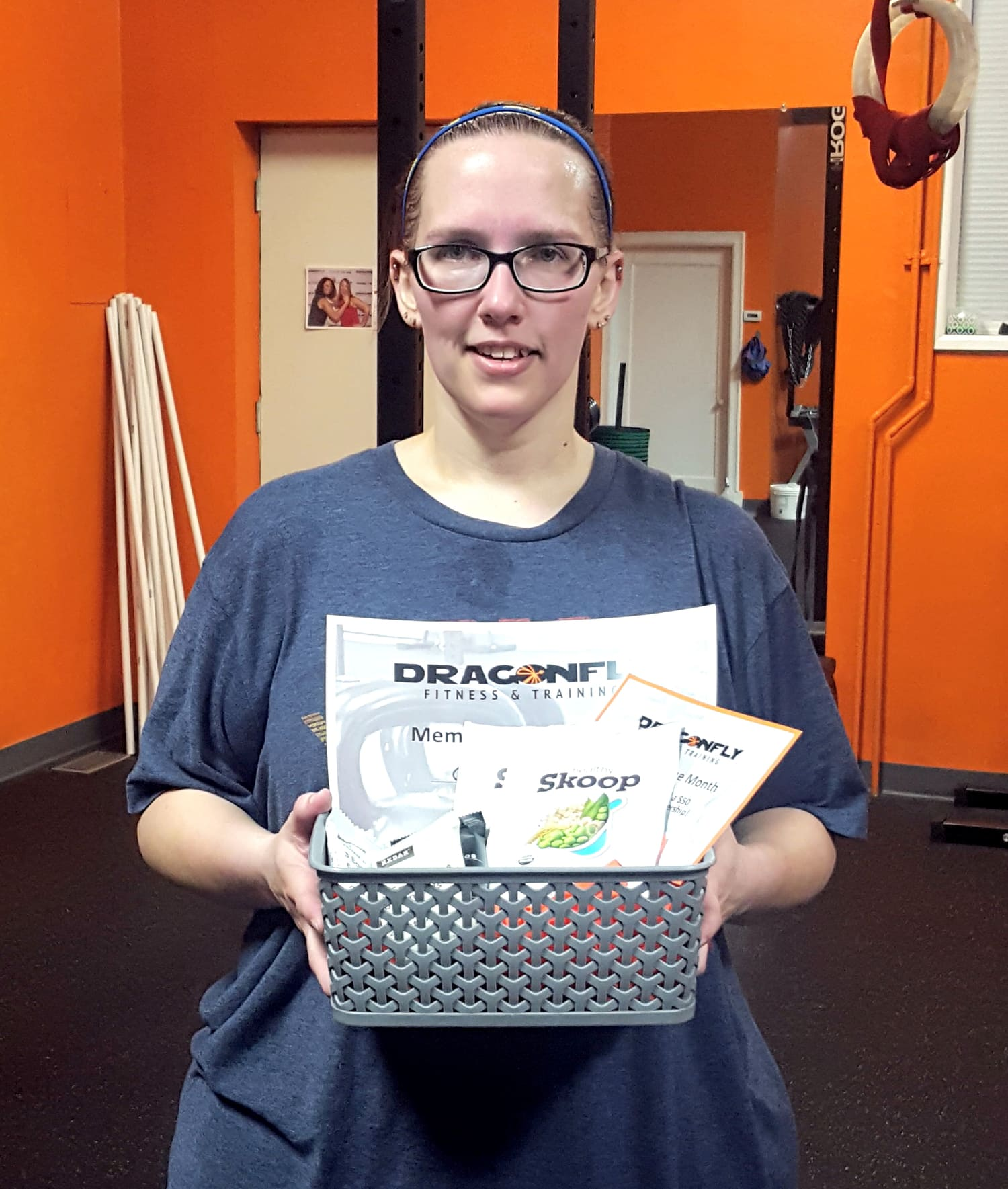 "April Member of the Month: ""I am super proud of achieving my 1-year weight loss goal"""