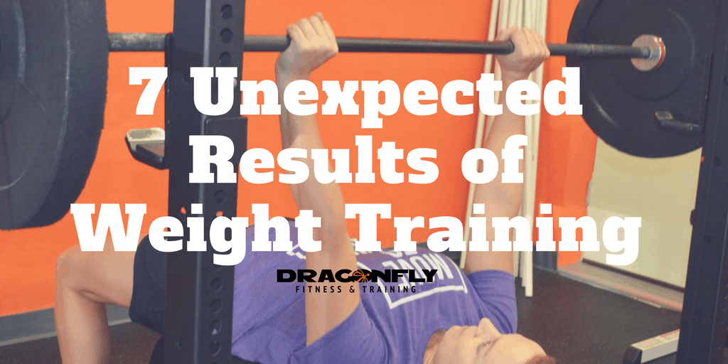 7 Unexpected Results of Weight Training